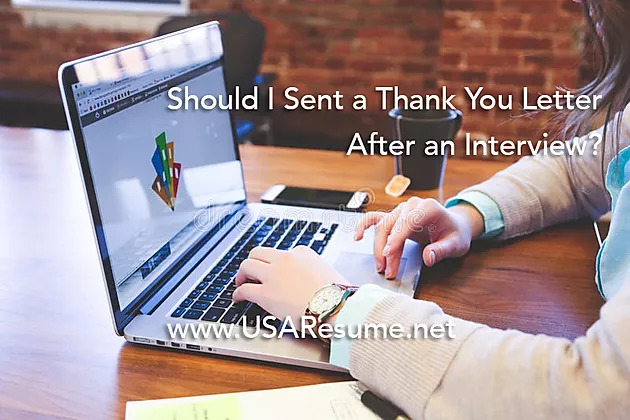 Should I Sent a Thank You Letter After an Interview