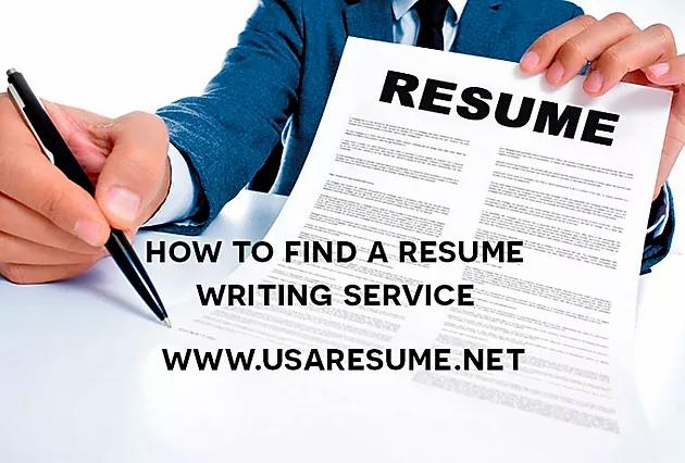 How to find a Resume Writing Service